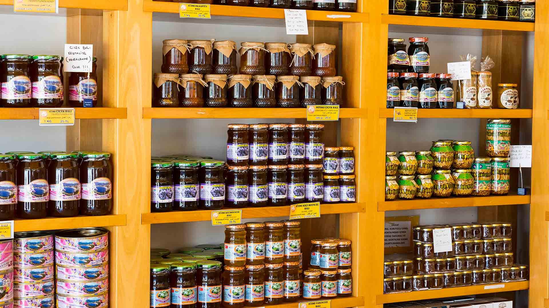 Цены на мед за 5 лет в Украине