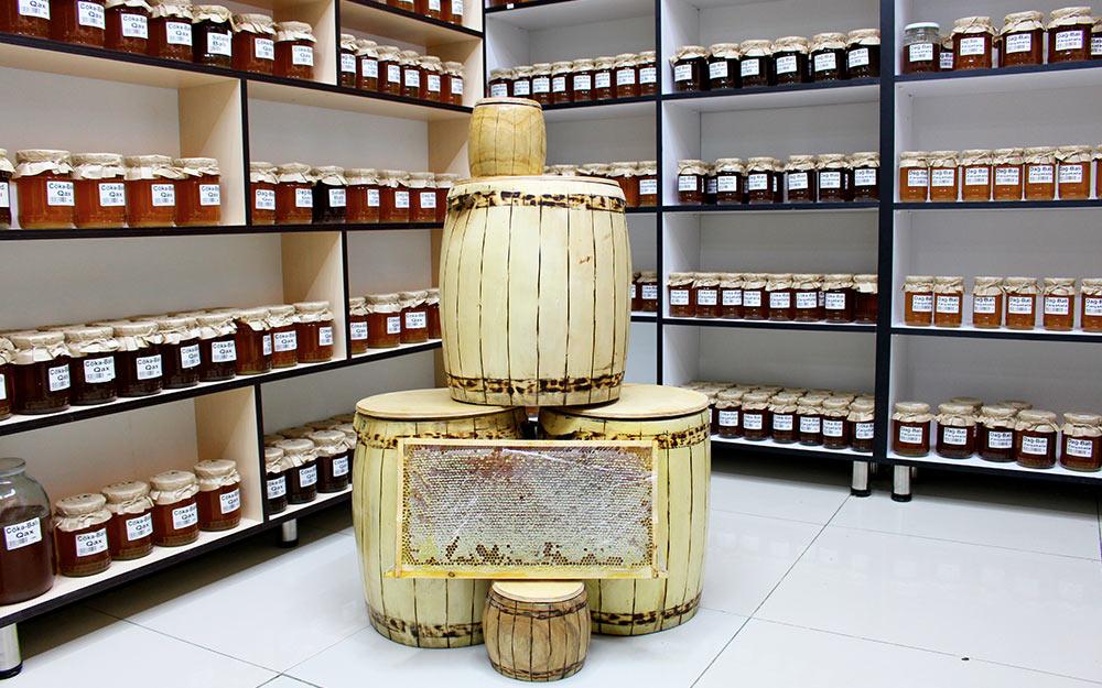 Как хранить мед для продажи