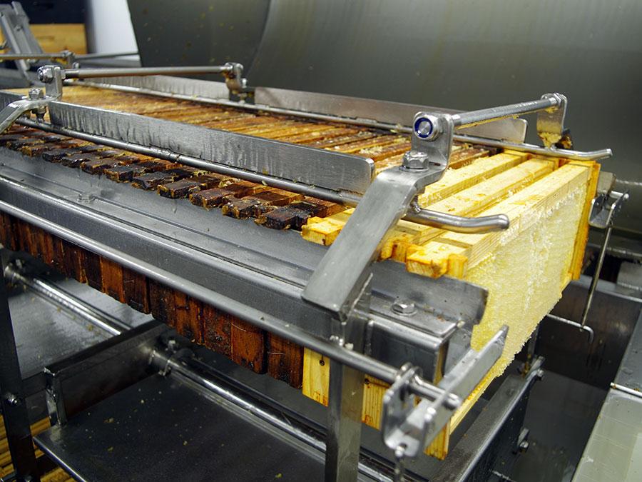 Автоматизация выкачки меда