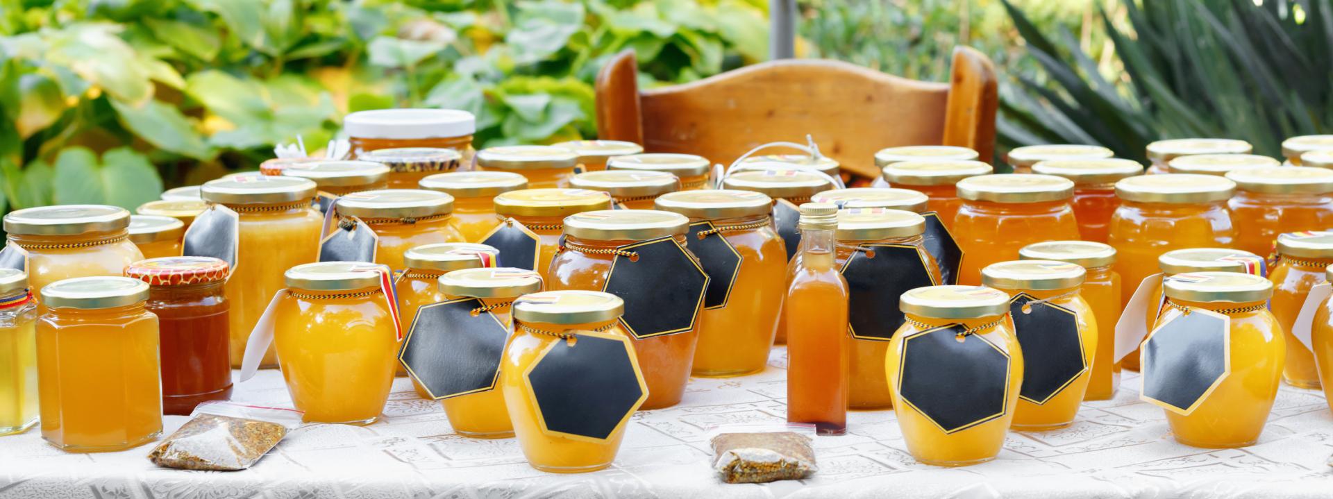 Экспорт мёда из Украины –статистика